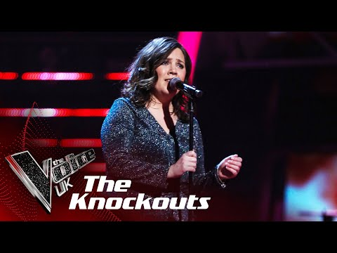 Elly O'Keeffe's 'Halo' | The Knockouts | The Voice UK 2020