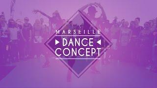 Marseille Dance Concept ● Teaser 2017 ● fv design