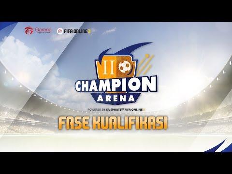 Champion Arena Fifa Online 3 Indonesia