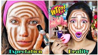 Testing Out *Viral* Makeup Hacks by 5 Minute Crafts! *Shocking Results* | Nil & Situ Vlogs