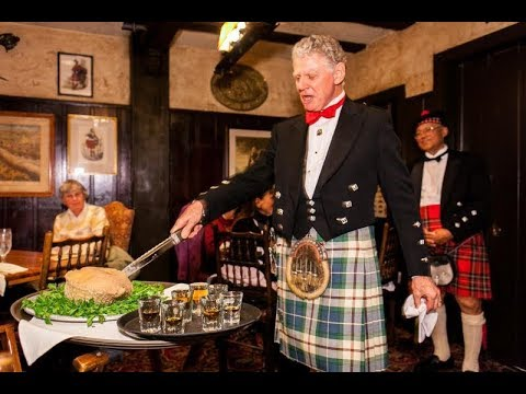 What Do You Wear For A Burns Supper? What Is A Burns Supper???