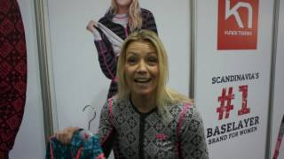 KariTraa ski baselayer for women
