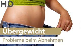 Probleme beim Abnehmen // Übergewicht, Diät, Abnehmen