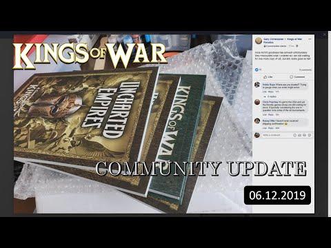 Kings of War Community Update 06/12/19