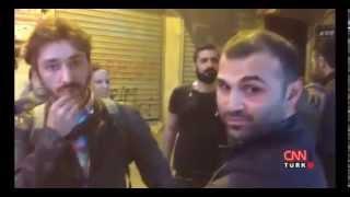 Taksim'den İlginç Polis Diyalogları ( Basın Şeysi )