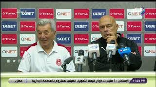 الماتش - أهم ما قالة مدرب الزمالك والنجم الساحلي بعد مباراة اليوم