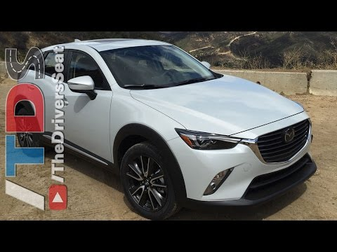 2016 Mazda Cx 3 Review First Drive