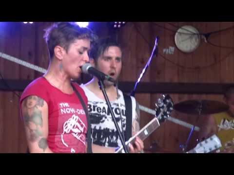 Pestpocken - Live - 28.7.2018 - Refuse - Punk-Rock-Open-Air - Peine