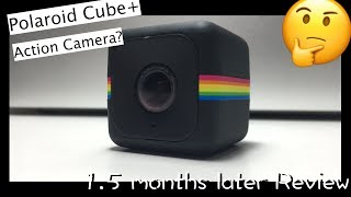 Polaroid Cube+ Action camera 1.5 months later review | 人生第一部Action camera | 廣東話