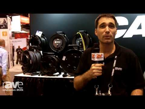 InfoComm 2015: Camplex Fiber Optics Detail Their Solutions for Broadcast