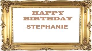Stephanie   Birthday Postcards & Postales - Happy Birthday