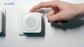 LifeSmart Instalación - Alarma & Estación Mini - Smart Station Mini Installation