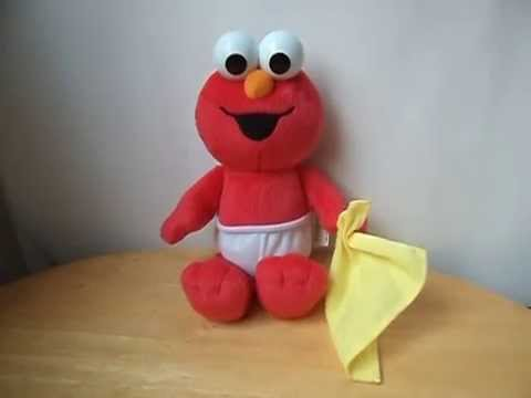 peluche beb elmo resfriados hasbro baby sniffles con sonidos youtube. Black Bedroom Furniture Sets. Home Design Ideas