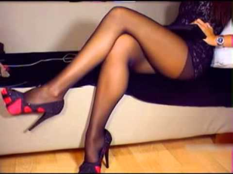 and high legs tease heel Sexy stockings