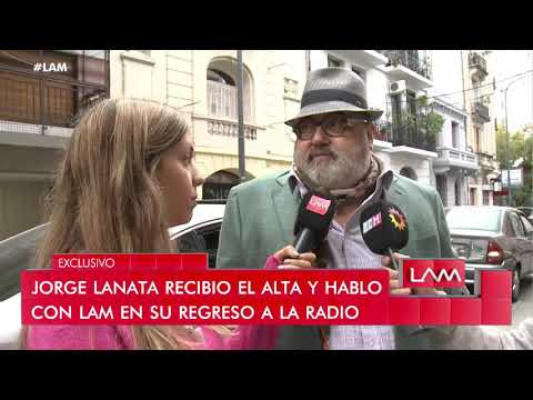 Jorge Lanata reconoció que tuvo que suspender el estreno de