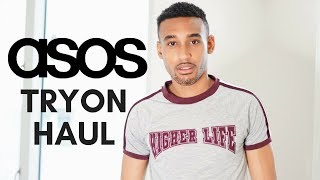 ASOS TRYON HAUL | SPRING SUMMER 2018
