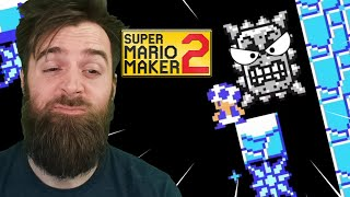 Why are there Super Expert Levels in my Expert Run? // ENDLESS EXPERT NO SKIPS [SMM2] [LIVE]