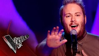Download Lagu David Jackson performs 'All I Want': Blind Auditions 3 | The Voice UK 2017 Mp3