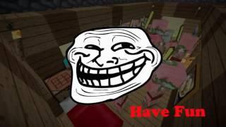 Как разыграть друга в Minecraft