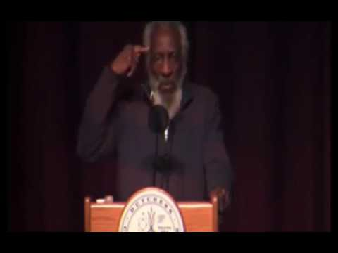 Dick Gregory 2017 People and Life  aggression