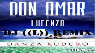 Danza kuduro Don omar ft lucenzo (DJ ((L)) remix)