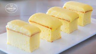 (부드럽고 ♡ 상큼한) 요거트 커스터드 케이크 만들기 …