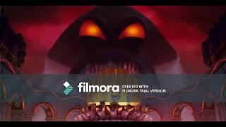 hotel transilvania 3 epic evil kraken music 1hour