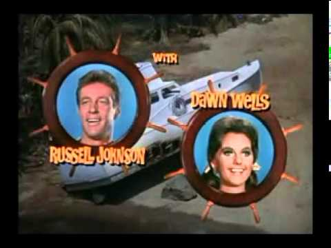 Clip - The Ballad of Gilligans Island, Gilligans Island opening and closing credits _0001_xvid.avi