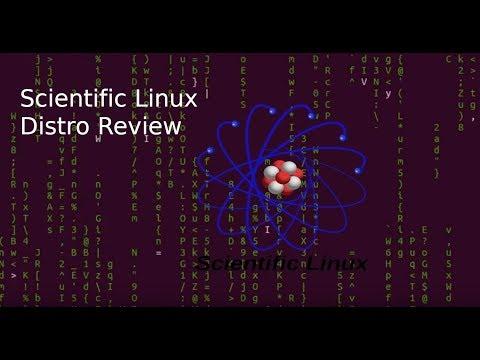 Scientific Linux | Distro Review10