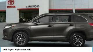 2019 Toyota Highlander XLE Maplewood, St Paul, Minneapolis, Brooklyn Park, MN K12955