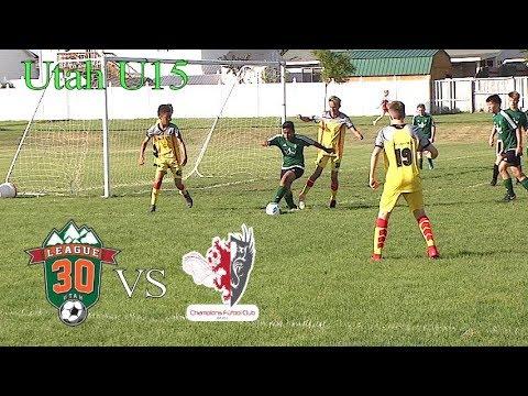 Titans FC vs Champions FC- U15 North B Soccer