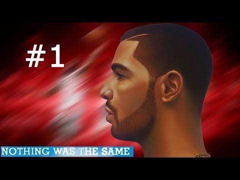 Drake In NBA Live 18 Game 1
