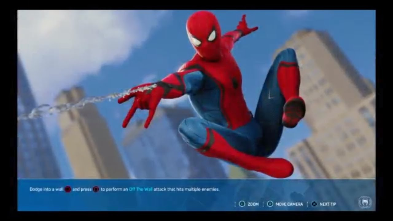 """""""Homcoming"""" Marvel Spider-Man pt 3 Walkthough"""
