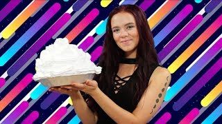 New Gameshow Girl Gets Obliterated with Pies & Slime!