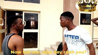 Na them dey rush us(Crowny comedy) # Olamide Motigbana # Lilkesh flenjo # Olamide Logba logba