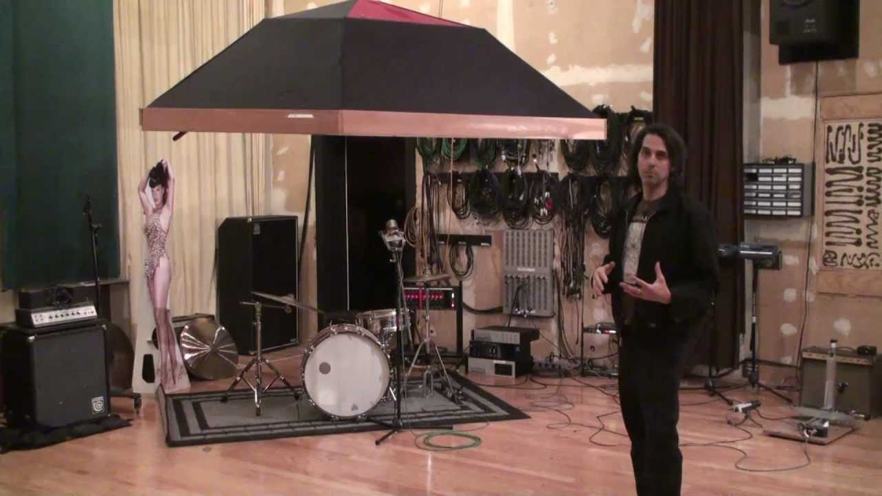 Pensadou0027s Place   ITL # 18 Part 1   Eric Valentine Of BarefootRecording  And UnderToneAudio   YouTube