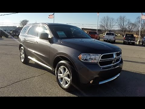 2013 dodge durango sxt awd p10849 youtube. Black Bedroom Furniture Sets. Home Design Ideas