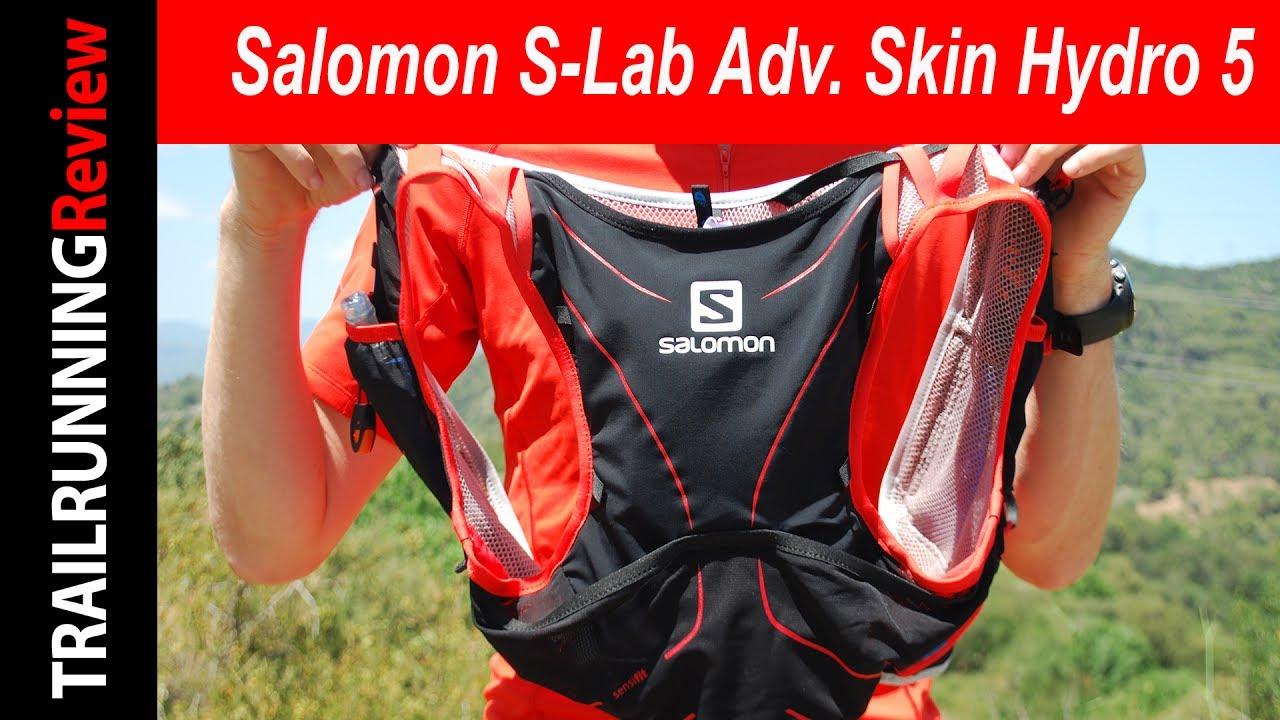 Conception innovante 4ed05 4861d salomon advanced skin s lab hydro 5l | Becky (Chain Reaction ...