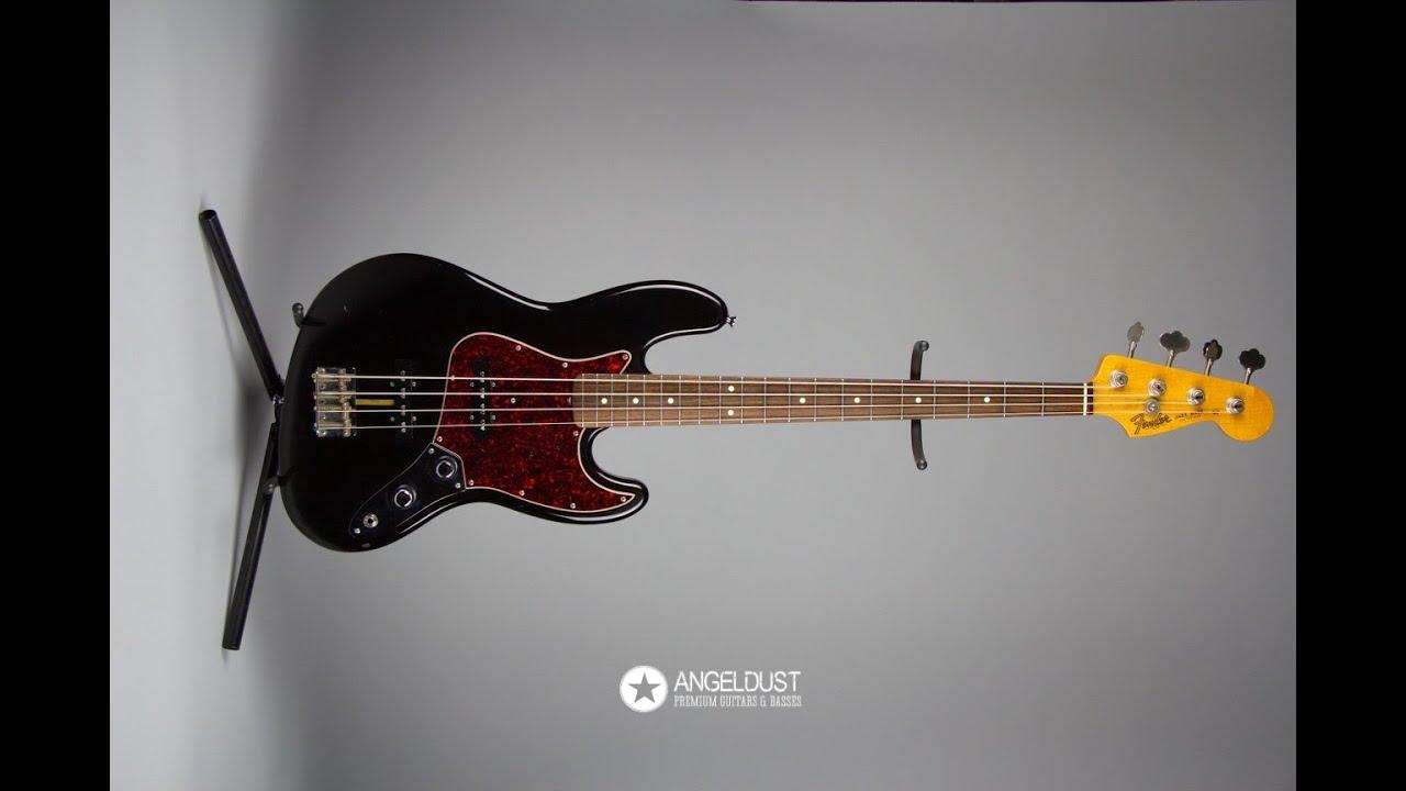 Fender Jazz Bass American Vintage Reissue 62 Black