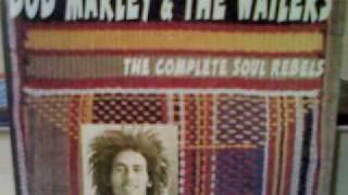 BOB MARLEY & THE WAILERS  No water can quench my thirst