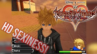 The Closest Kingdom Hearts 358/2 Days Will Ever Get to an HD Remake