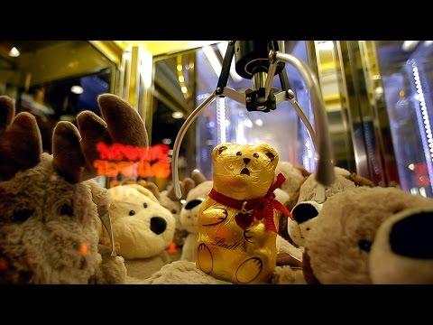 Lindt Teddy's Magical Christmas Tale