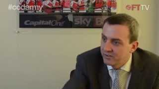FLEETWOOD TOWN CHAIRMAN: Andy Pilley on 2014 at FTFC