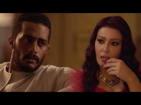 خناقة موسي مع حلاوتهم بسبب تجارته في الراديوهات / مسلسل موسى - محمد رمضان