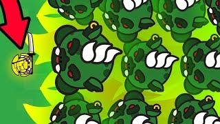 BIGGEST TROLL BOSS ARMY EVER RECORDED! (New Troll Unit) (Lordz.io Troll New Update)