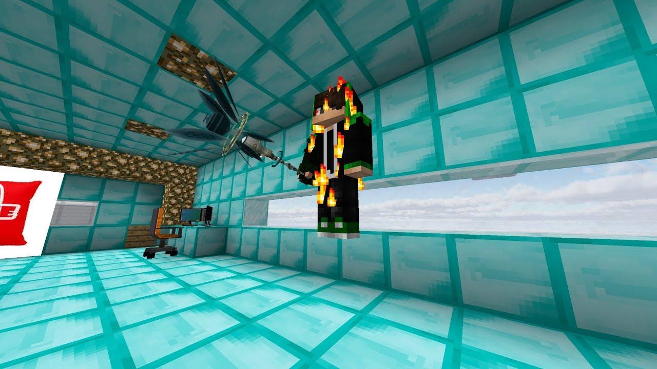 KAAN STYLE ÖZEL GÜÇLERE SAHİP OLUYOR BÜYÜCÜ OLUYOR !! ???? -Minecraft