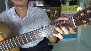 Hướng dẫn chơi guitar bolero và quạt chả đầy đủ chi tiết  P2 HD