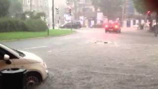 Inondation le raincy 19/06/2013