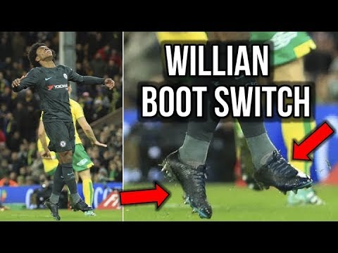 WHY IS WILLIAN LEAVING NIKE?