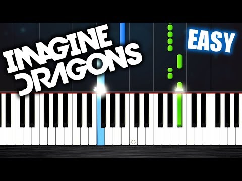 Cover Lagu Imagine Dragons - Whatever It Takes - EASY Piano Tutorial by PlutaX STAFABAND